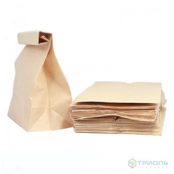 Бумажный пакет для пищевых продуктов  290 х 220 х 120 мм