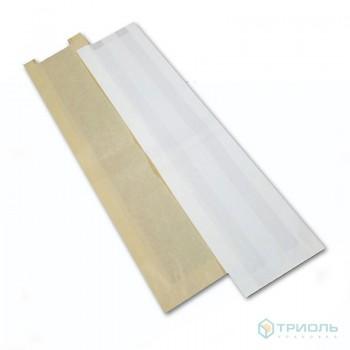 Упаковка для багета с окном 500 х 110 х 40 мм