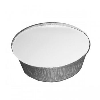 Форма для запекания с крышкой круглая