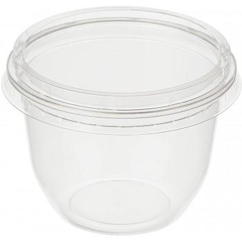 Емкость для фасовки мороженого и десертов с крышкой
