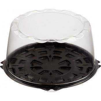 Упаковка для торта  Т-019/2 (NEW) (крышка + дно)