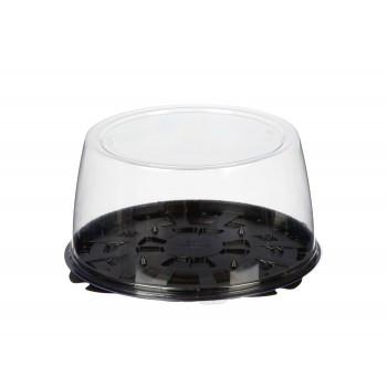 Упаковка для торта Т-022/1 (NEW)  (крышка + дно)