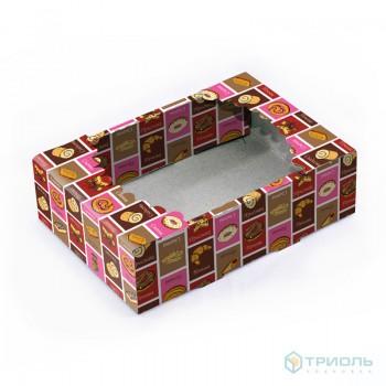 Упаковка под печенье 0,3 кг (под заказ)