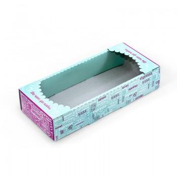"""Упаковка под печенье 0,4-0,5 кг """"Мята"""""""