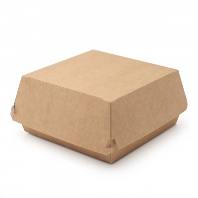 Коробка для гамбургера
