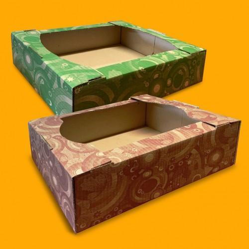 ЗАО «Триоль» Обновила линейку коробок для печенья и кондитерских изделий