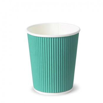 Гофрированный бумажный стаканчик