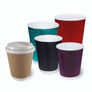 Новое поступление   одноразовых стаканов от 100 мл до 650 мл для горячих и холодных напитков!