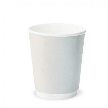 Бумажный двухслойный стаканчик