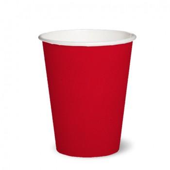 Бумажный однослойный стаканчик