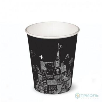 """Бумажный стаканчик """"ГОРОД"""""""