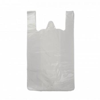 Пакет майка в рулоне (бесцветные)