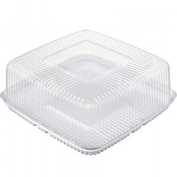 Упаковка для пирога, торта Т-240 (крышка + дно)
