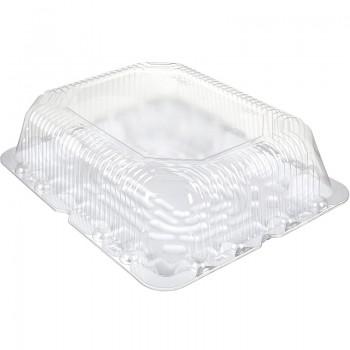 Упаковка для пирога, торта Т-480 (крышка + дно)