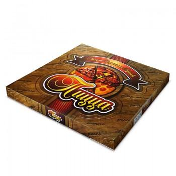 Упаковка для пиццы (крышка/дно) (ПОД ЗАКАЗ)